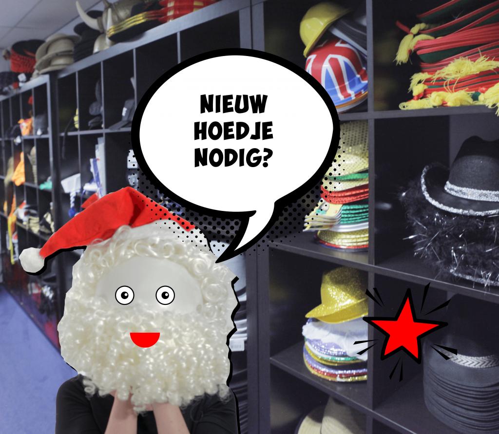 Verkleden hoedje nodig? ga naar KOORN & CO uit Rotterdam