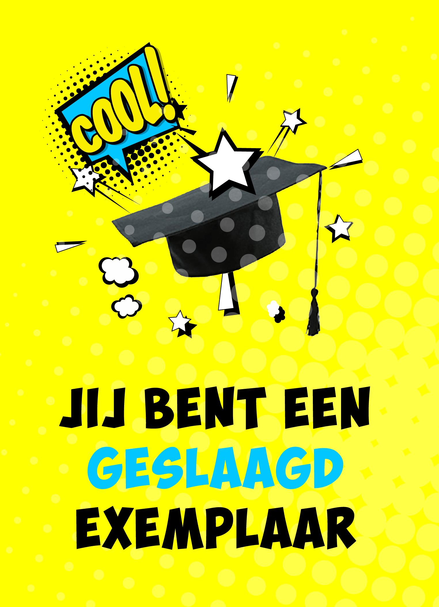 Geslaagd? Dat moet je vieren! Bij KOORN & CO in Rotterdam vind je alles voor een geslaagd feest!