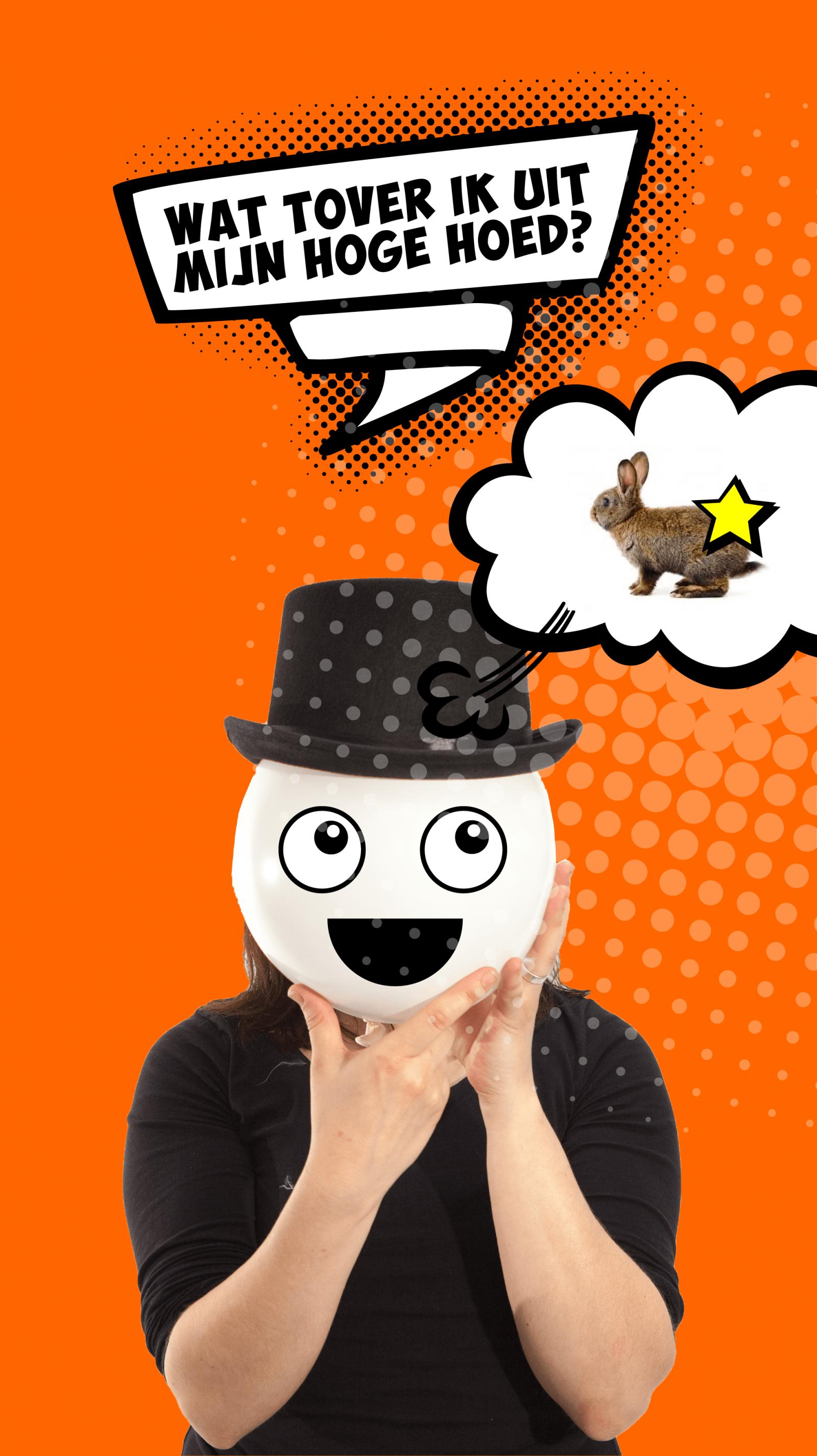 Leuke goocheltrucs voor kids & grote tovenaars vind je bij KOORN & CO uit Rotterdam