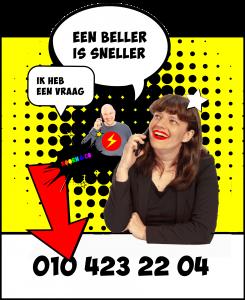 Voor al je vragen over feestartikelen bel je KOORN & CO uit Rotterdam